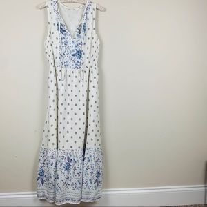 Old navy boho maxi dress
